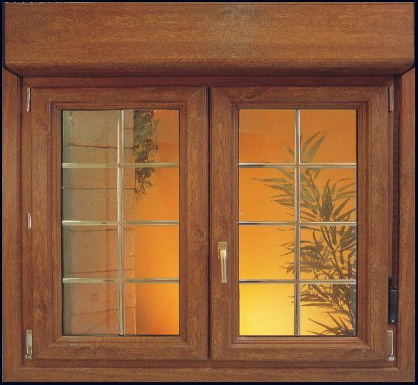 Carpinter a de aluminio y pvc nesu reformas - Ventanas pvc imitacion madera ...