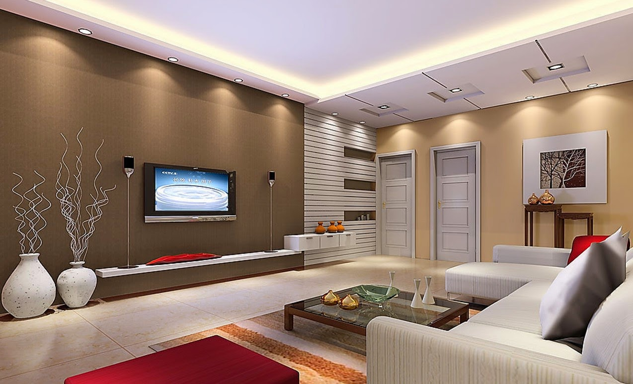 Pinturas de interiores para casas free rompe con la for Ver colores de pinturas para casas interiores