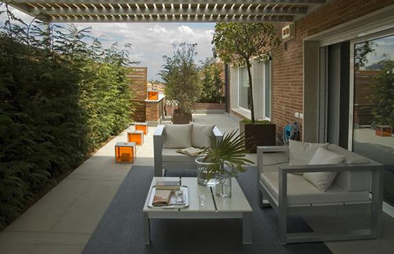 Reforma de terrazas y jardines nesu reformas - Reformas de terrazas ...